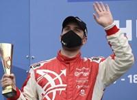 Magyar siker: Kiss Norbert nyerte a kamionosok harmadik futamát a Hungaroringen