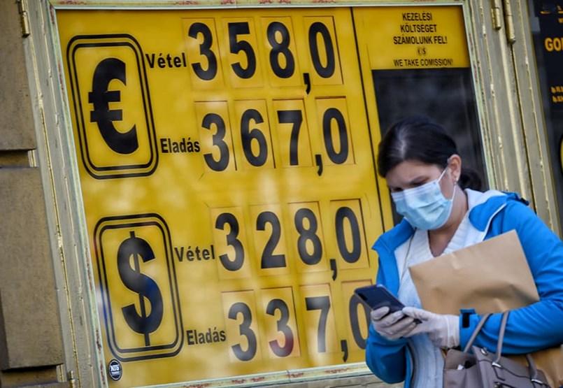 A forint árfolyama nem köszönte meg Orbán Viktor nagy bejelentését