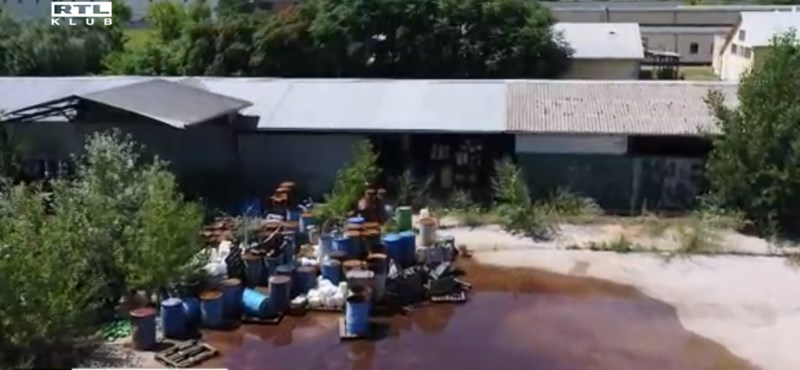 Kétszáz tonna veszélyes anyagot szállítottak el Kiskunhalasról