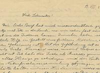 Sötét idők jönnek – jósolta Einstein a levelében, amit most 11 millióért vett meg valaki