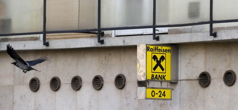 Belehúzott a magyar Raiffeisen Bank
