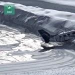 Baleset ért egy kisgépet a világ egyik legveszélyesebb repülőterén