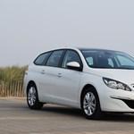 Peugeot 308 SW menetpróba: kombiként is az év autója?