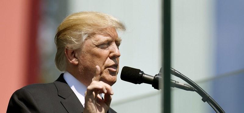Trump: Iránban elérkezett az idő a változásra