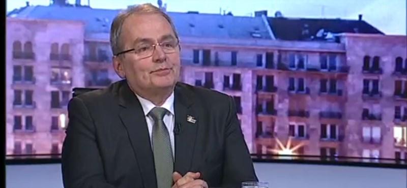 Thürmer Gyula elindul Tarlós ellen a főpolgármesteri posztért