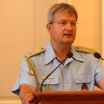 Halmosi Zsolt lett az ORFK rendészeti főigazgatója