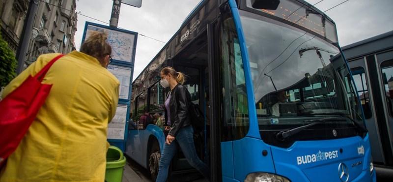 Kormányhivatal: Budapest nem hajtotta végre a járatsűrítést