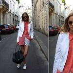 Ez a divat: Nők Párizs utcáin