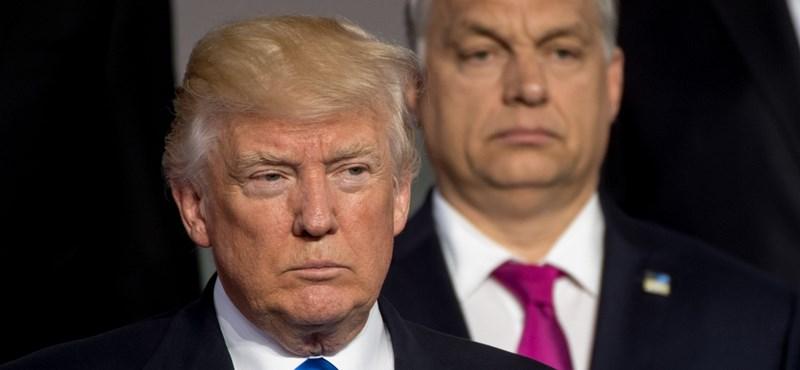 Lemondott a kormány Trumpról CEU-ügyben