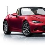 Erősebb lett és tovább pörgethető az új Mazda MX-5