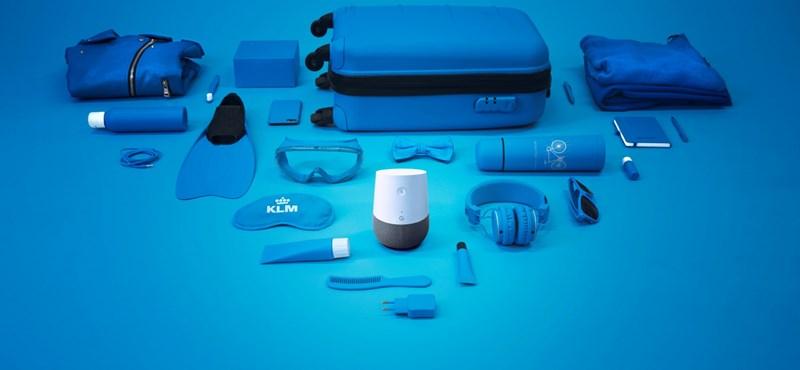 Nem akármilyen újítás a KLM-nél: segítenek bepakolni a bőröndbe, hogy semmi ne maradjon otthon