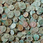 Több mint 52 ezer római érmét talált egy brit férfi