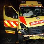 Ilyet kellene szerelni minden mentőautóba, megcsappanna a balesetek száma