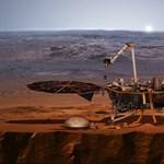 Könnyek, örömujjongás: 6 év után újabb NASA-szonda landolt a Marson