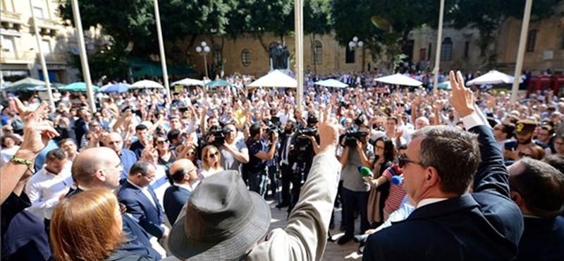 A Fidesz nem szavazta meg, hogy kivizsgálják a máltai újságírónő meggyilkolását