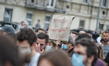 Az MTI eddig egy sort sem írt az indexesek felmondásáról vagy a tüntetésről