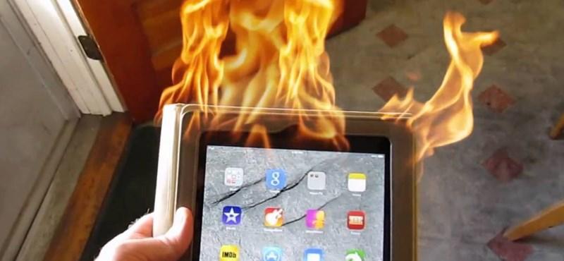 Másodszor perelik be az Apple-t egy halálos iPad-tűz miatt