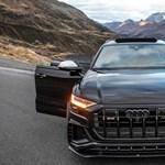 520 lóerős dízel szívet kapott az Audi SQ8 divatterepjáró