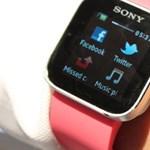 A nap kütyüje – már kapható a Sony SmartWatch