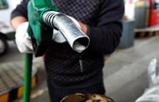 Évtizedes benzin- és gázolajárrekord dőlhet meg