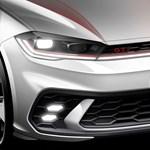 A Volkswagen megmutatta a 200 lóerőnél erősebb új Polo GTI-t