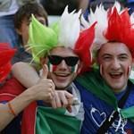 Győztek az olaszok, más nem történt