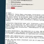 A nap vicce: elképesztő adathalász levél, magyarul…