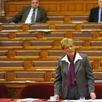 Hoffmann Rózsával startol a hét a parlamentben