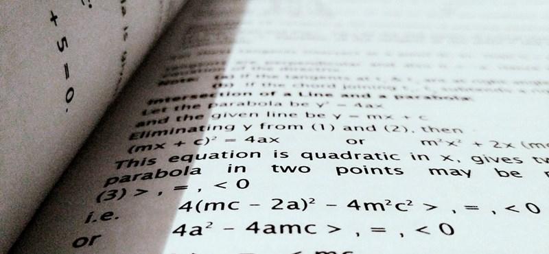 Önállóan készülnétek a matekérettségire? Ne hagyjátok ki az előző évek feladatsorait
