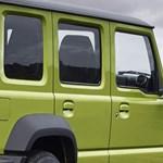 Egészen jól mutat az 5 ajtós Suzuki Jimny