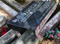 Feldúltak egy észtországi zsidó temetőt
