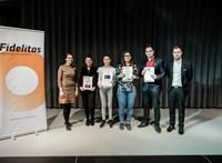 Egy fideszes propagandaplakát arca nyert a Fidelitas pályázatán