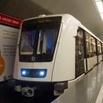 Hiba nélkül futott az Alstom metrókocsi