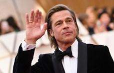 Brad Pitt saját ruhakollekcióval állt elő