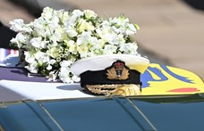 A rendíthetetlen hűségét ünnepelték – eltemették Fülöp herceget