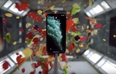 Szélcsatornába vitte az Apple az iPhone 11 Prót, látványos lett a végeredmény – videó