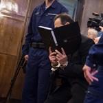 Vizoviczki rosszul lett, pedig ötórás beszédre készül az utolsó szó jogán