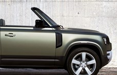 Egy magyar máris lecsapta a vadonatúj Land Rover Defender tetejét