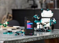 Kódolást és robotikát tanító készletet ad ki Lego