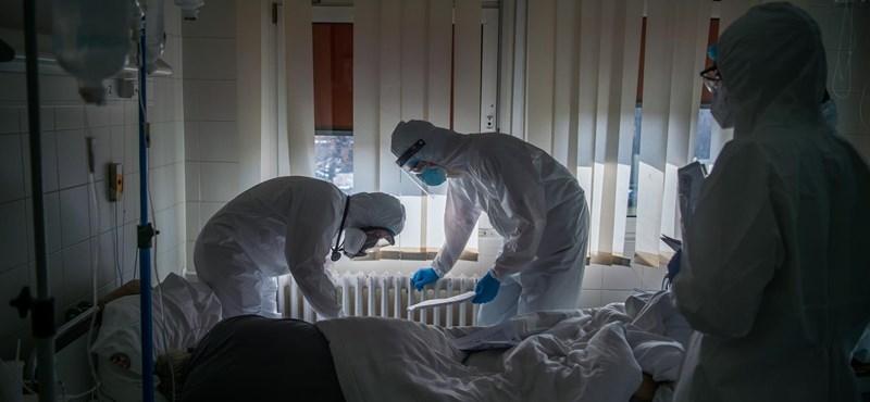 211 koronavírusos beteg hunyt el, 6566 új fertőzöttet találtak