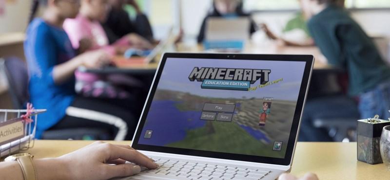 Minecraft az iskolában: amikor a tanulás tényleg játékká válik
