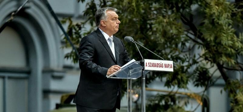 TGM: Egy mondat Orbán Viktortól