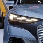 Körbejártuk a legújabb villany-Audit, a Q4 e-tron divatterepjárót