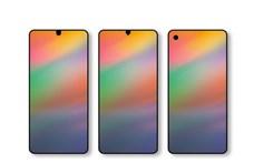 Rákapcsol a Samsung, az Infinity O után jönnek az Infinity U és V képernyők a telefonokba
