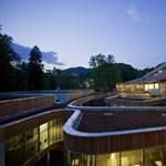 A sógorok is fejlesztenek: különleges gyógyfürdő Ausztriában