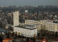 Találtak két koronavírus-fertőzöttet a siófoki kórházban