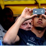 Megnéztük a városnéző Lewis Hamiltont