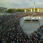 """""""Narancssárga csillag"""" – az Alkotmánybíróság elé küldte a civiltörvényt az LMP"""