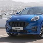 6,9 millió forinton nyit itthon a Ford Puma