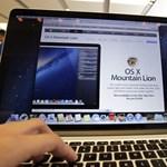 Tarol az Apple új operációs rendszere